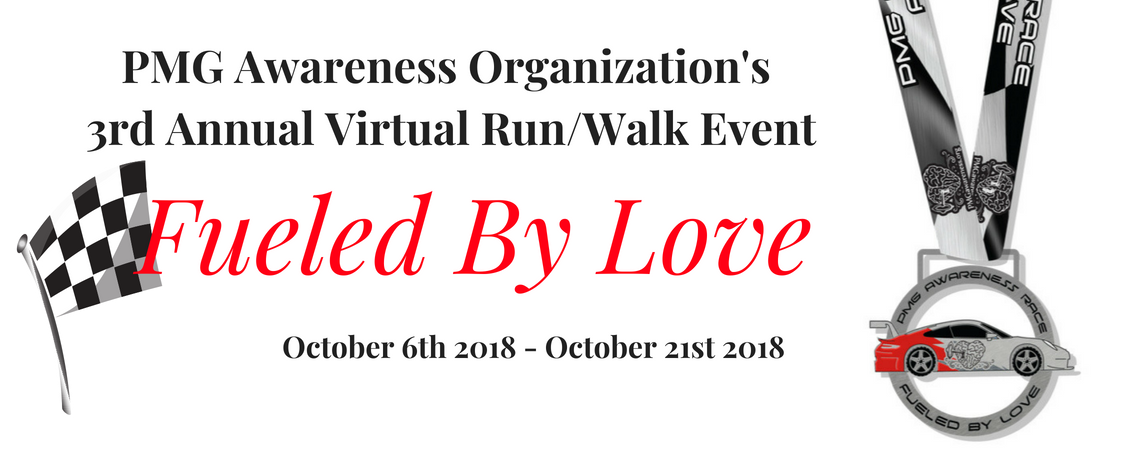 """Fueled By Love"" Virtual Walk/Run Event"